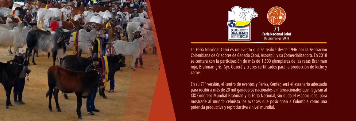 Feria Nacional 2018